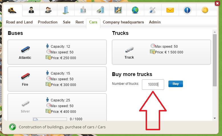 Vehicles limit
