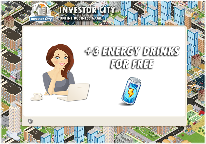 +3 free energy drinks