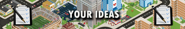 Your ideas